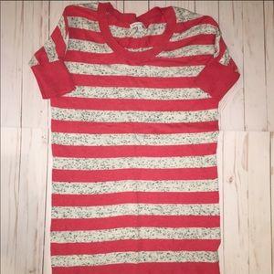 Gap Maternity Lightweight Striped Sweater